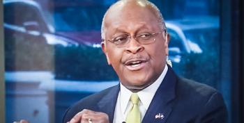 Herman Cain And Fox Slam Obama's First US Mosque Visit As 'Kissy-Kissy With The Muslim Brotherhood'