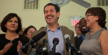 Why Blue America Endorsed Adrian Garcia For Congress