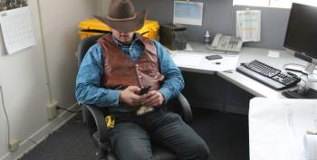 Bundy Boys Boot Up Federal Computers, Settle In For The Long Haul