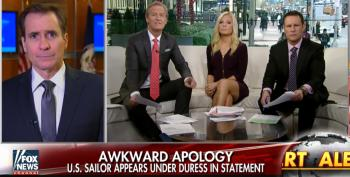 State Department Spokesman Embarrasses Fearmongering Fox & Friends Babblers