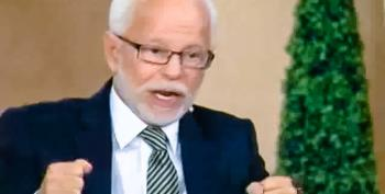 TV Preacher Jim Bakker: The 'Spirit Of ISIS' Is Responsible For Extreme Weather In America