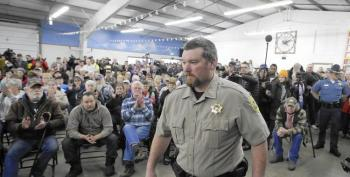 Oregon Militants Try To Recruit A 'Constitutional' Sheriff From Neighboring County, But Fail
