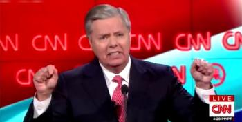 Lindsey Graham: Ted Cruz Or Donald Trump Will Mean 'Death To The Party'