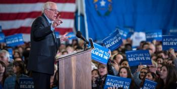 Is The Sanders Campaign 'Going Negative?'
