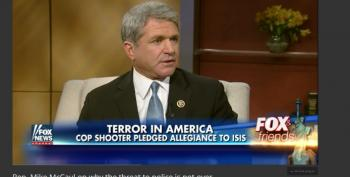 Richest House GOPer Exploits 'ISIS' Episodes To Sell His Book