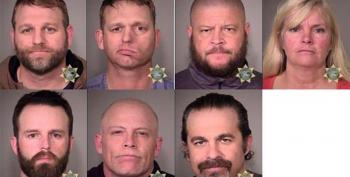 We Got Mugshots!  (Update 2:  Ammon Bundy Says Go Home)