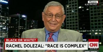Local NAACP Chair (And Pal Of Joe Arpaio) Said What?!?