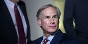 Poor Greg Abbott