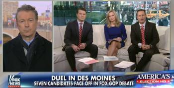 Rand Paul Curiously Makes Sense On Fox And Friends