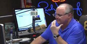 Rush Limbaugh Hypothesizes If Clintons Would Pay For Trump Terror Video