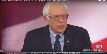 Bernie Sanders Lays Out Proposal For Universal Health Care, But Will It Pass?