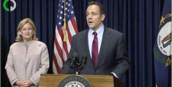 KY Governor Matt Bevin Caves On Medicaid Expansion Reversal