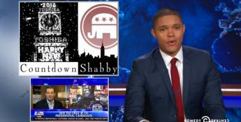 Trevor Noah Mocks Fox News' New Year's Eve