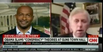 CNN Commentator Links Roe V. Wade To Mass Murders