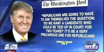 Sean Hannity's HUUUGE Birther Flip-Flop: Obama Vs. Cruz