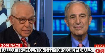 Michael Mukasey Accuses Clinton Of Removing Classification On Emails