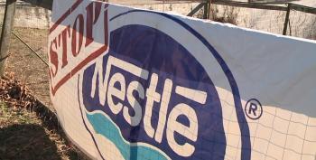The Great Nestlé-Deer Park Billion Dollar Poconos Water Grab