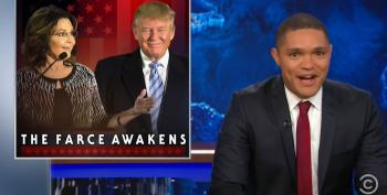 Trevor Noah: The Only Thing Palin Hates More Than Obama Is Punctuation