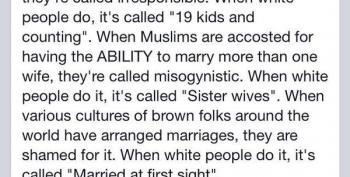 Open Thread - Definition Of White Privilege?