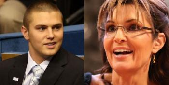 Wasillabilly Follies: Track Palin Arrested For Beating Up His Girlfriend