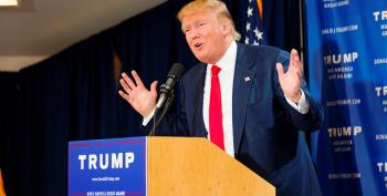 Donald Trump Says Waterboarding Is Not A War Crime If He 'Declassifies It'