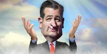 The Union Of Cruz & Evangelicals Is Truly A Deal With The Devil