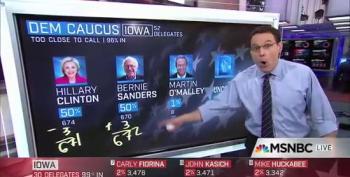 Coin Tosses Did Not Decide The Iowa Democratic Caucus