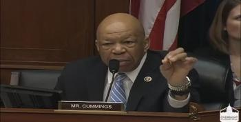 Rep. Cummings Blasts Oversight Chair For Refusing To Call Gov. Snyder To Testify At Flint Hearing