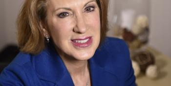 Queen Fiorina Demands RNC Put A Podium On The Next Debate Stage For Her