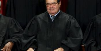 Reports: Justice Scalia May Have Been Attending A Secret Hunting Society Before He Died