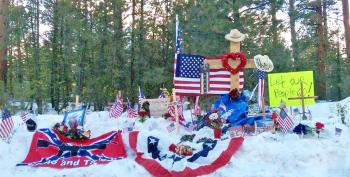 The Martrydom Of LaVoy Finicum: What The Newest 'Patriot' Sainthood Means For The Rest Of Us