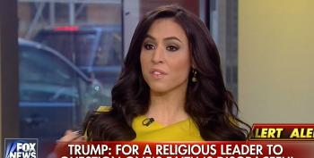 Fox News Cohosts Rehab Donald Trump From The Pope's Criticism
