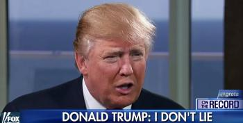 Donald Trump: I Don't Lie, I'm Too Truthful