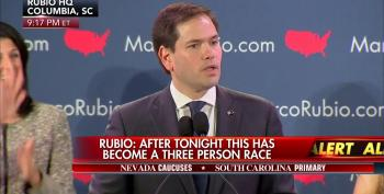 Marco Rubio: 'This Has Become A Three-Person Race'