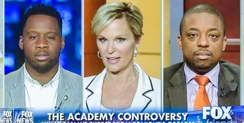 Fox & Friends Guest: Blacks Are 'Over-Represented' At The Oscars
