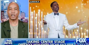 Fox & Friends 'Race Pimping' Expert: Chris Rock's Oscar Act Was 'Not Good For The Country'
