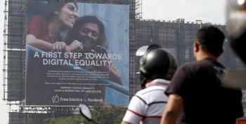 Victory For Net Neutrality!  India Says No To Facebook