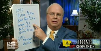 Karl Rove's Dark Money Gets IRS Non-Profit Status