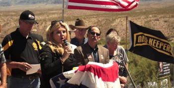 Cliven Bundy, Michele Fiore Head To Oregon To Protest Malheur Arrests