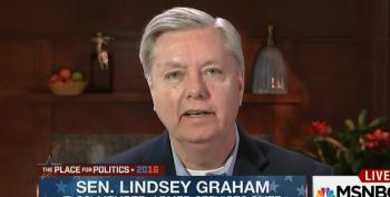 Lindsey Graham Says Cruz Will Get 'Creamed' By Any Democrat