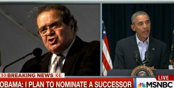 Obama: I Intend To Nominate A Successor To Scalia