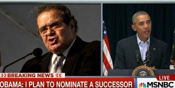 Obama: I Intend To Nominate A Successor To Scalia