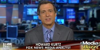 Howie Kurtz: Maddow Too 'Unabashedly Liberal' To Moderate A Debate