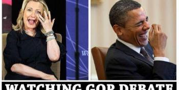 Favorite (Funny) Tweets From Last Night's GOP Debate