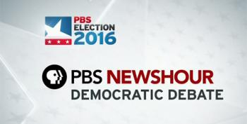 Snap Poll: Who Won The PBS NewsHour Democratic Presidential Debate?