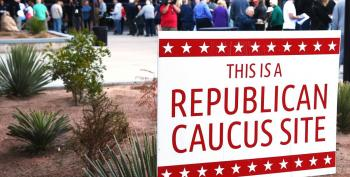 The Nevada GOP Caucus Was A 'Sh*t Show'