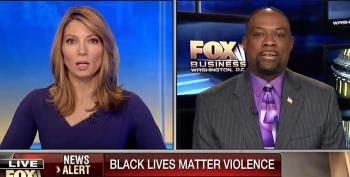 Fox Cop Admits There's No Evidence Connecting Black Lives Matter To Mugging Of Iraq Vet – But Blames Them Anyway
