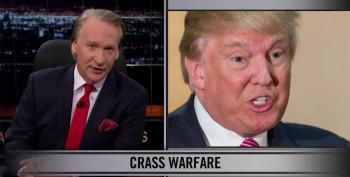 Bill Maher Mocks Hypocrite 'Andrew Dice Trump' With Profanity-Laced SOTU Address