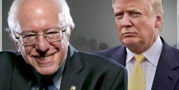 Sanders, Trump Win New Hampshire