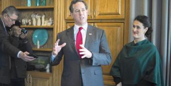 Santorum Suspending Presidential Campaign